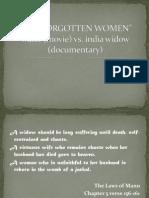 The Forgotten Women
