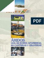 Aridos Guia de Buena Apariencia en Canteras y Graveras