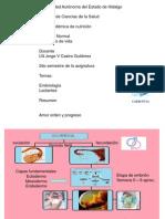 Nut Embriologia - Lact