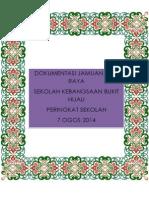 Dokumentasi Sambutan Hari Raya Aidilfitri 2014