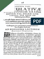 Dorn - Philosophia Speculativa