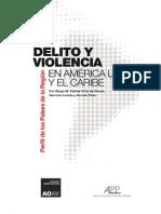 Delito y Violencia America Latina y El Caribe FLEITAS APP