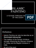 Islamic Painting -  A Yoyage To The Art Of The Court