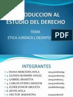 Etica Deontologia