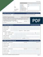 Afp Online Form