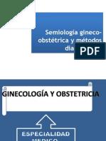 [Ginecología] TEMA 01. Semiología y Métodos Diagnósticos en GO