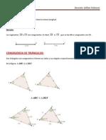Congruencia de Triàngulos