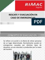 Evacuación y Rescate en Caso de Emergencias