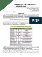 20-Dietas Que Previenen Enfermedades Metabolicas