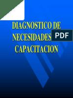 Diagnostico de Necesidades de Capacitacion