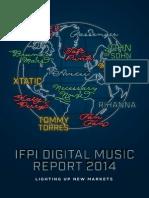 Digital Music Report 2014