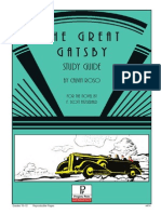 The Great Gatsby Study Guide Pdf