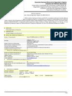 Acta Constitucion de Abordo CMSH SO PANUCO 2012