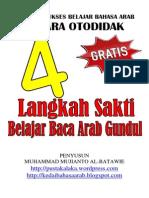4 Langkah Sakti Baca Kitab