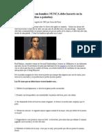 50 Cosas Que Un Hombre NUNCA Debe Hacerte en La Cama
