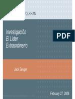 Hpipresentacion Lider Extraordinario Espanol