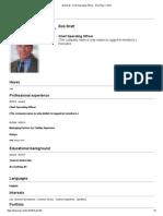 Bob Bratt - Chief Operating Officer - DLA Piper _ XING