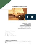 Unidad 2 Diversas Formas de Solucion de Los Litigios Final