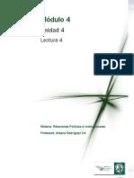 M4 LECTURA 4 - El Ejercicio Profesional _1