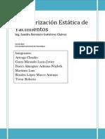 Caracterización Estática de Yacimientos.docx