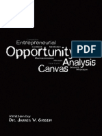 199132800 the Opportunity Analysis Canvas Chapter 1