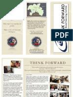 Think Forward Brochure