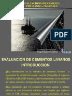 Evaluaci+¦n de Cementaciones utilizando CBL+CAST-V