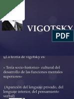 La Teoría de Vigotsky (2)
