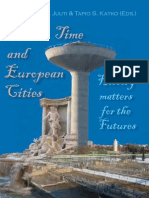 Water, Time and European Cities