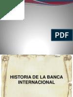 Antecedentes de Los Bancos Comerciales