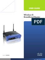 Linksys Wireless G WRT54G