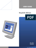 Easy Link Advisor User Guide Rev 2