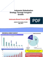 Global Chaser-Semen Indonesia