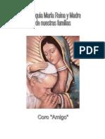 Cuadernillo de Cantos II