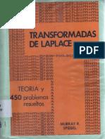 Transformadas de Laplace - Murray Spieguel, Serie Schaum.pdf