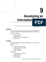 9 Developing an Information System