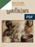 Gladiators History – Mocomi.com