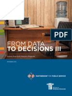From Data to Decisions III_0