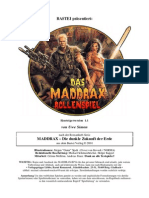 Maddrax Rpg