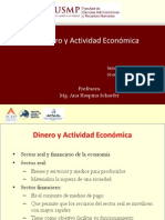 Segunda Clase - Dinero y Economia