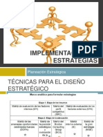 A Implementación 7