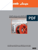 Cable Handling methodology