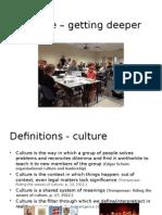 Diverse Kultur/Culture