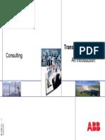 Transmission Planning Presentation