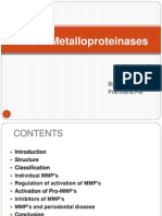 MMP in periodontics