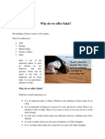 Why Do We Offer Salat