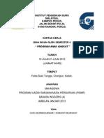 Paperwork Anak Angkat 2013