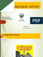 Organization Study Final