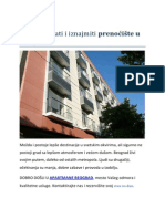 Apartmani Beograd Prenociste Cena