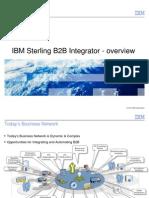 Ibm b 2 b Sterling Integrator